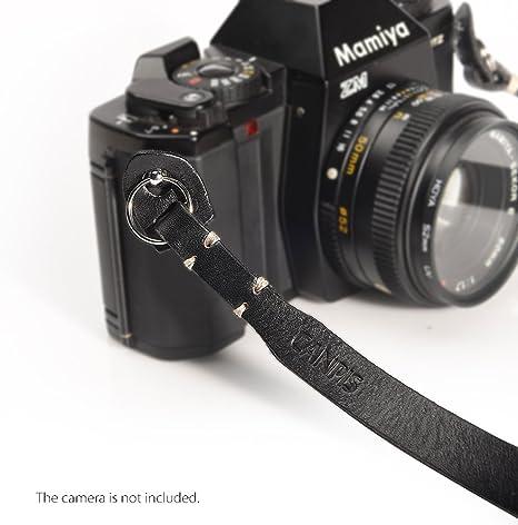 ZQ House Anti-Slip Elastic Neoprene Quick Sling Strap for Camera Color : Grey