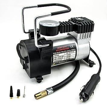12 Volt Air Compressor Heavy Duty >> Tirol 12v Auto Electric Portable Pump Heavy Duty Air Compressor Tire