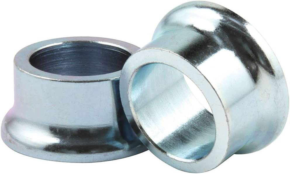 Reducer Spacers 5//8 to 1//2 x 1//2 Alum
