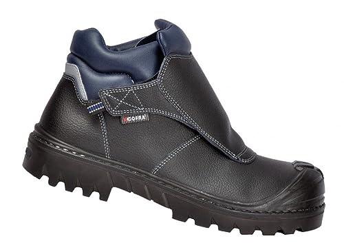 c50d4ff7985 Cofra Welder Met Guard Non-Metallic Safety Boots Size 8 UK: Amazon ...