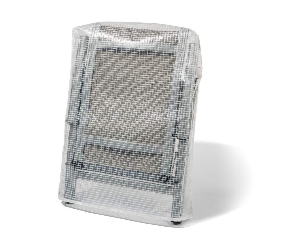 Cubiertas de Shop. de Funda para sillas de jardín con Respaldo Apto para Baja 100% Resistente al Agua (80 x 95 cm): Amazon.es: Jardín