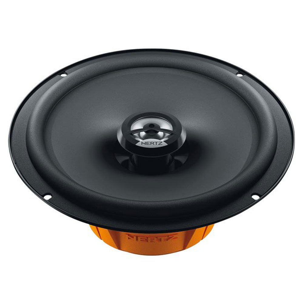 "Hertz Audio DCX 165.3 6.5"" 2-Way 60-Watt RMS DIECI Series Coaxial Speakers - Pair"