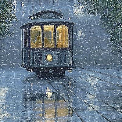 Evening Journey Pintoo 4000 Piece Plastic Puzzle Evgeny Lushpin H2042