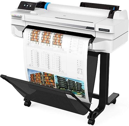 HP Designjet T530 Large Format Wireless Plotter Printer
