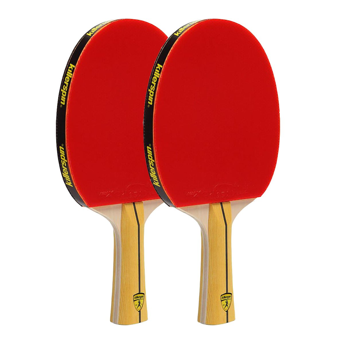 Killerspin JET400 Table Tennis Paddle (2 Rackets)