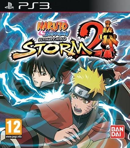 Naruto Shippuden Ultimate Ninja Storm 2: Amazon.es: Videojuegos