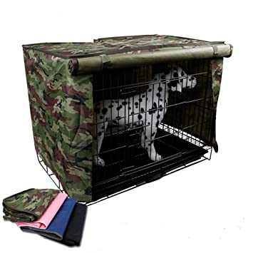 Cubiertas HZC41, de lona resistente e impermeable para perro, mezcla de poliéster: Amazon.es: Productos para mascotas