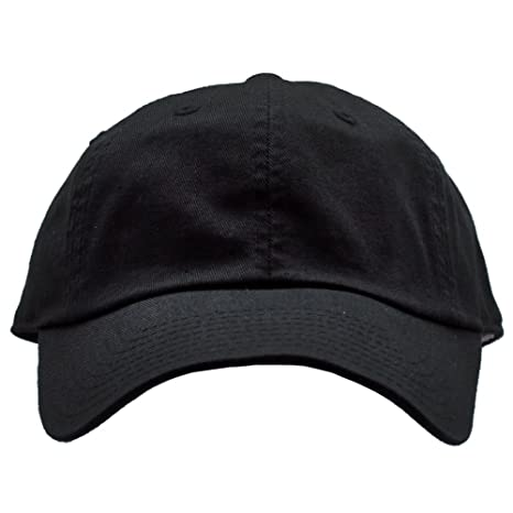 Amazon.com  American Needle Washed Slouch Raglan Hat in Black ... 487fd244d54