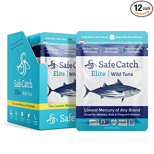 Safe Catch Elite Tuna Steak