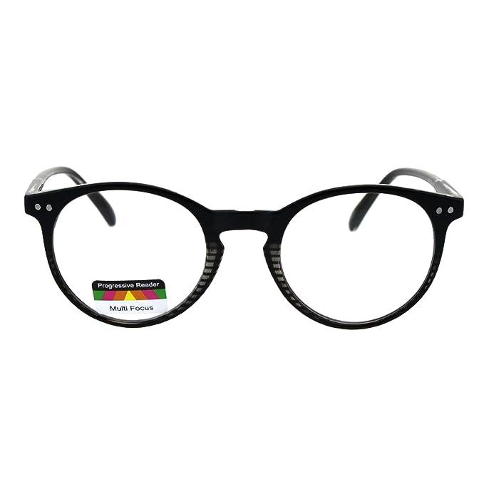 Amazon.com: Gafas de lectura progresivas tri-focales ...