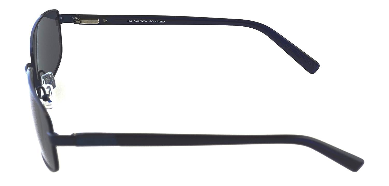 f68e1c6a4c NAUTICA N5097S Sunglasses 321 Blue Surf 59-18-140  Amazon.co.uk  Clothing
