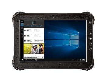 Vanquisher 10 Inch Rugged Tablet Windows Intel Atom Quad Core CPU