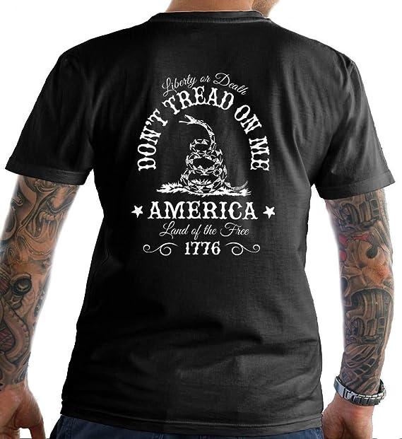 AMERICAN FIGHTER Mens LONG SLEEVE T-Shirt AVERETT Athletic BLACK Biker UFC $54