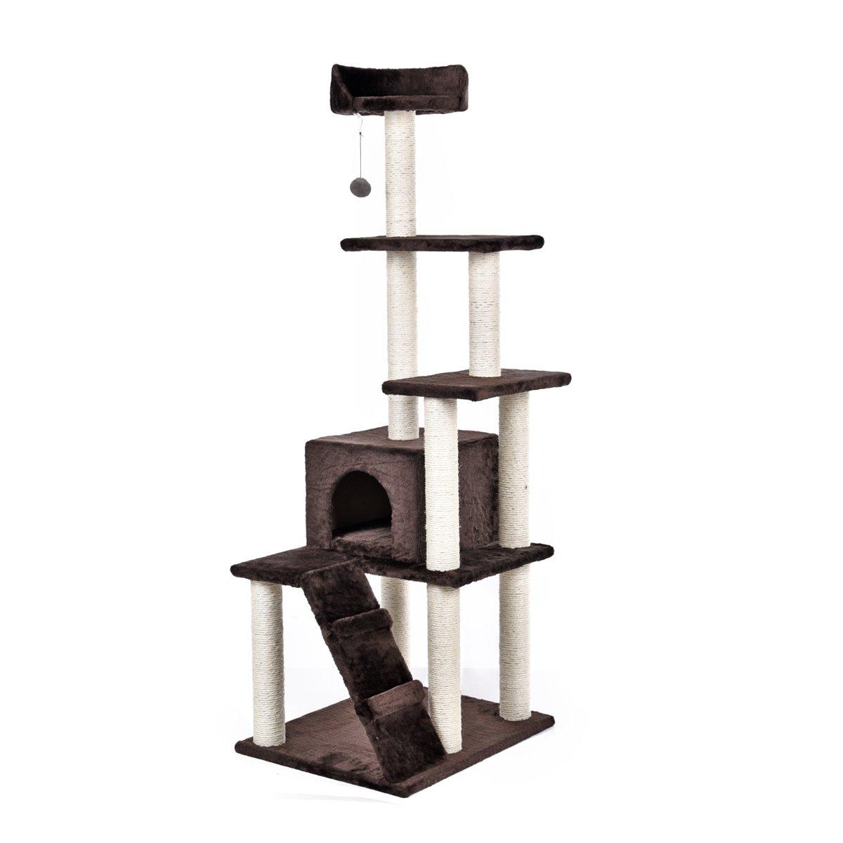 hot sale GR Cat Tree Toys Pets Apartment Furniture Scratch Activity Center Activity Tree