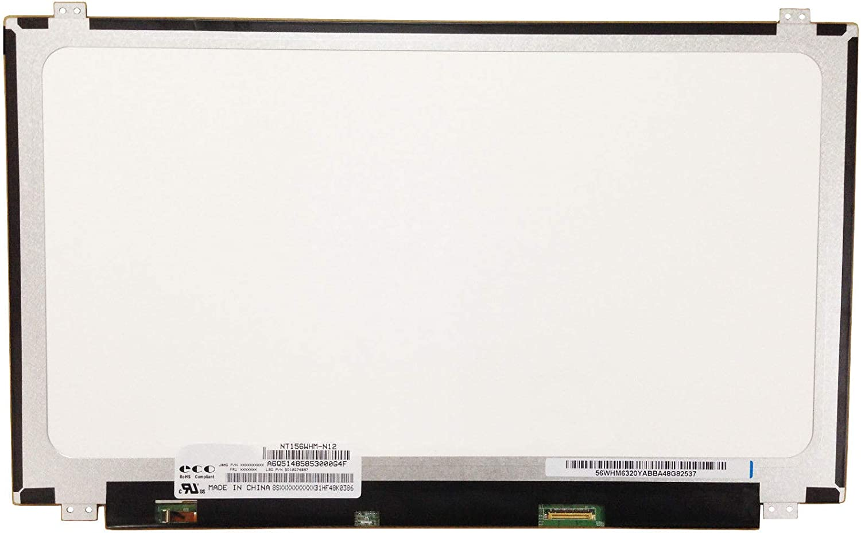 "Bblon 15.6"" LCD LED Screen HD Display 30 Pin Replacment for Lenovo Ideapad 310-15IKB (Max. Resolution:1366X768)"