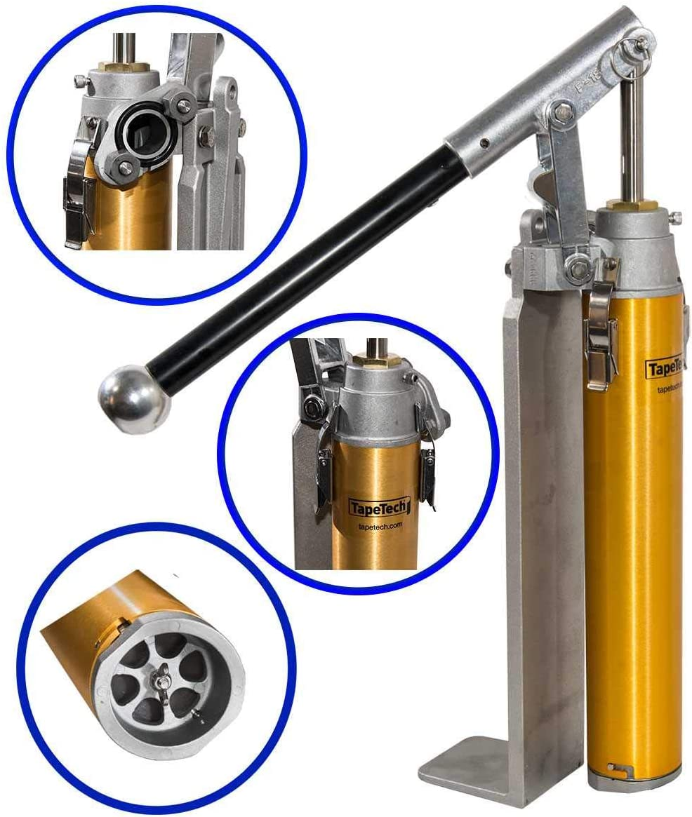 Ships Free!! TapeTech® EasyClean® Loading Pump 76TT With 90T Filler Attachment