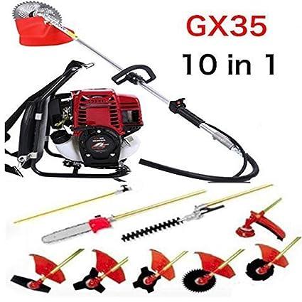Amazon.com: Chikura GX35 - Mochila de 4 tiempos para ...