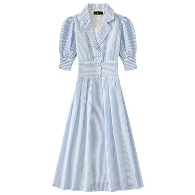 Vestidos De Mujer Blusa Con Cuello En V De Cercanías De Verano Verano 2018 Falda Larga