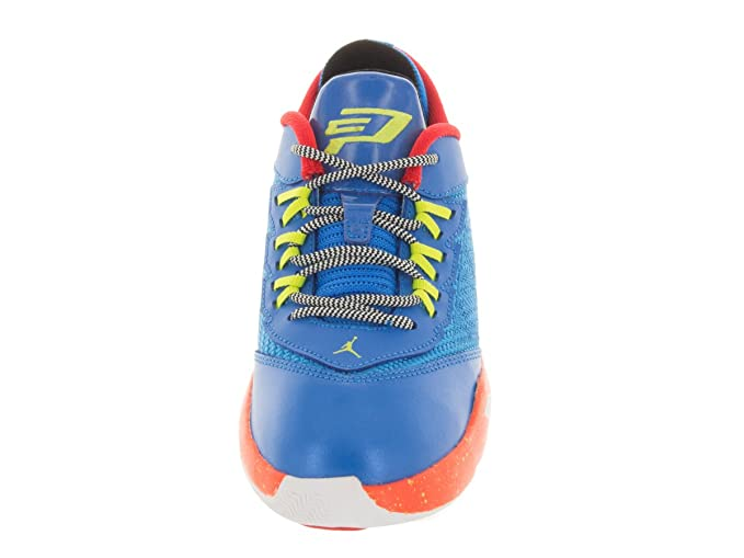 innovative design bc752 598a8 Nike Boy  s Jordan CP3. Vlll BG Basketball Schuh (PS), - Photo Blue Electro  Orange Black Cyber - Größe  17,5 EU Kleines kind  Amazon.de  Schuhe   ...