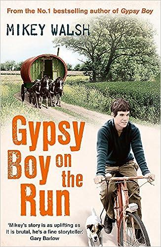Gypsy Boy on the Run: Amazon co uk: Mikey Walsh: 8601404509117: Books