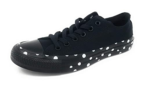 f07abc399a71 Converse Women s Ctas Chuck Taylor All Star Ox Black white black 7 B(M) US  Buy  Online at Low Prices in India - Amazon.in