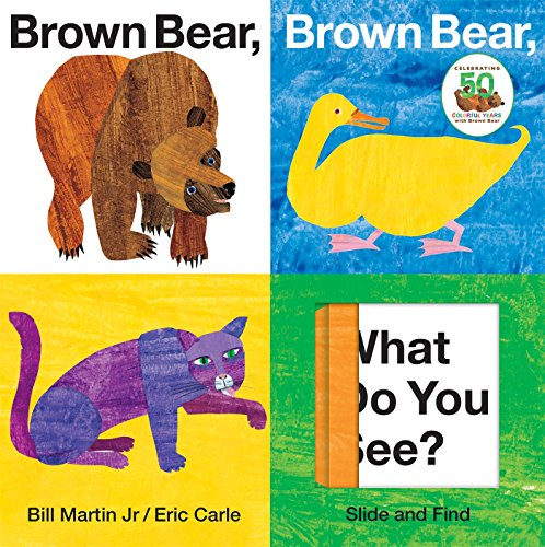 (Brown Bear, Brown Bear, What Do You See? Slide and)