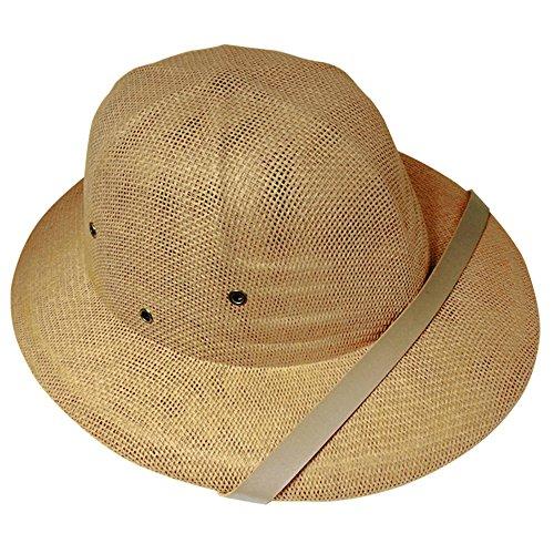 Safari, Jungle and Bee Keepers Pith Helmet (Pith Helmet)