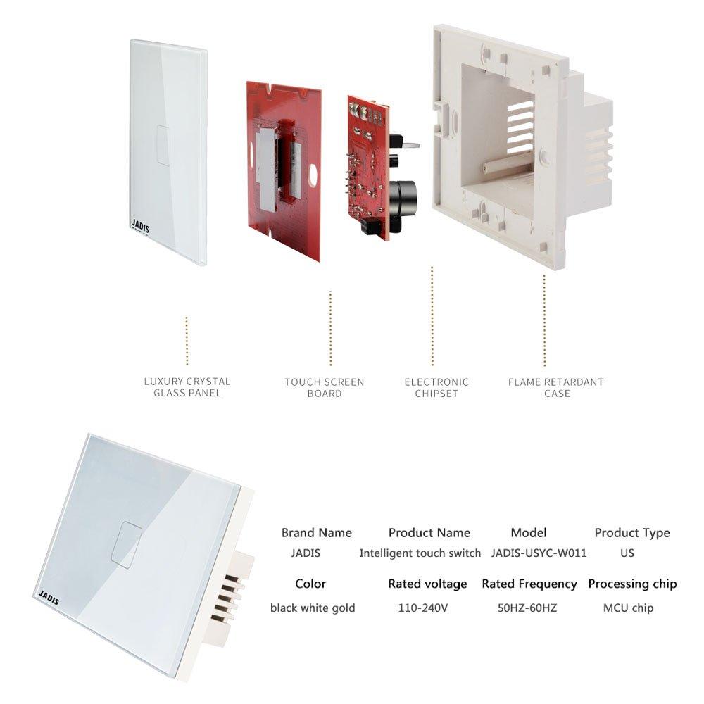 Beste Intelligente Elektrische Schalter Bilder - Schaltplan Serie ...