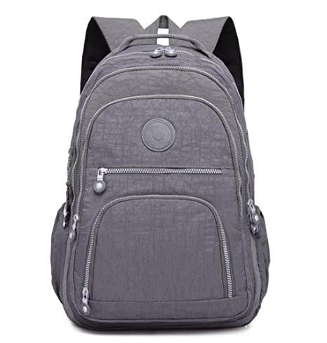 Fashion Lightweight Nylon Backpack Purse School Book Bag Travel Backpack  Rucksack Computer Laptop Backpack Cycling Hiking 84b2d7c639f49