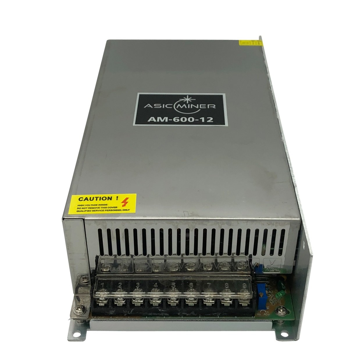 Asicminer 12V 50A DC Power Supply 600w for CCTV, Radio, LED, Computer Project
