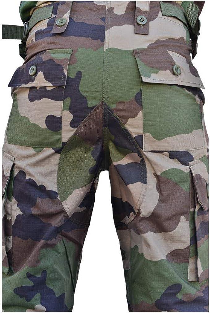 Patrol Pantalon Guerilla Ripstop Camo CE