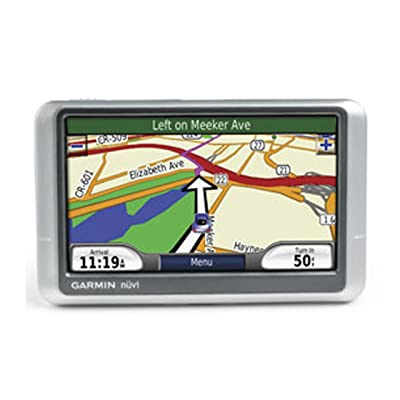 Garmin Nuvi 200W Automotive GPS Receiver: GPS & Navigation