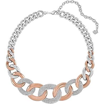 b0813944ee022 Amazon.com: Swarovski Bound Large Necklace: Jewelry