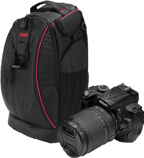 Antirrobo impermeable bolsa de nylon para cámara mochila para ...