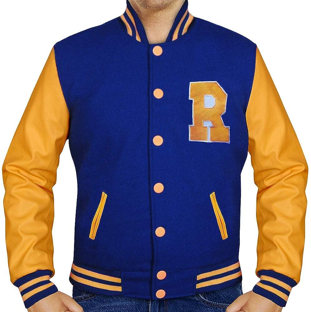 OBX Fashion KJ APA Archie Andrews Riverdale Lettermen Jacket