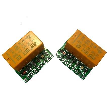 DC 5V DPDT Relay Module Polarity reversal switch Board for Arduino