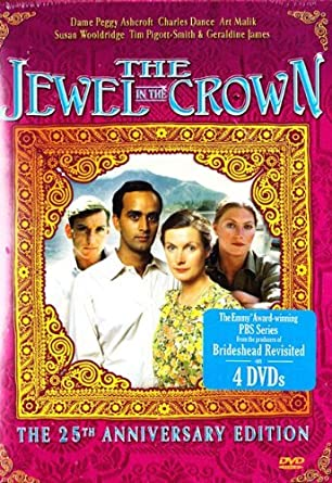 the jewel in the crown 25th anniversary edition