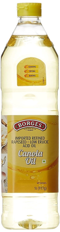 Borges Canola Oil, 1L