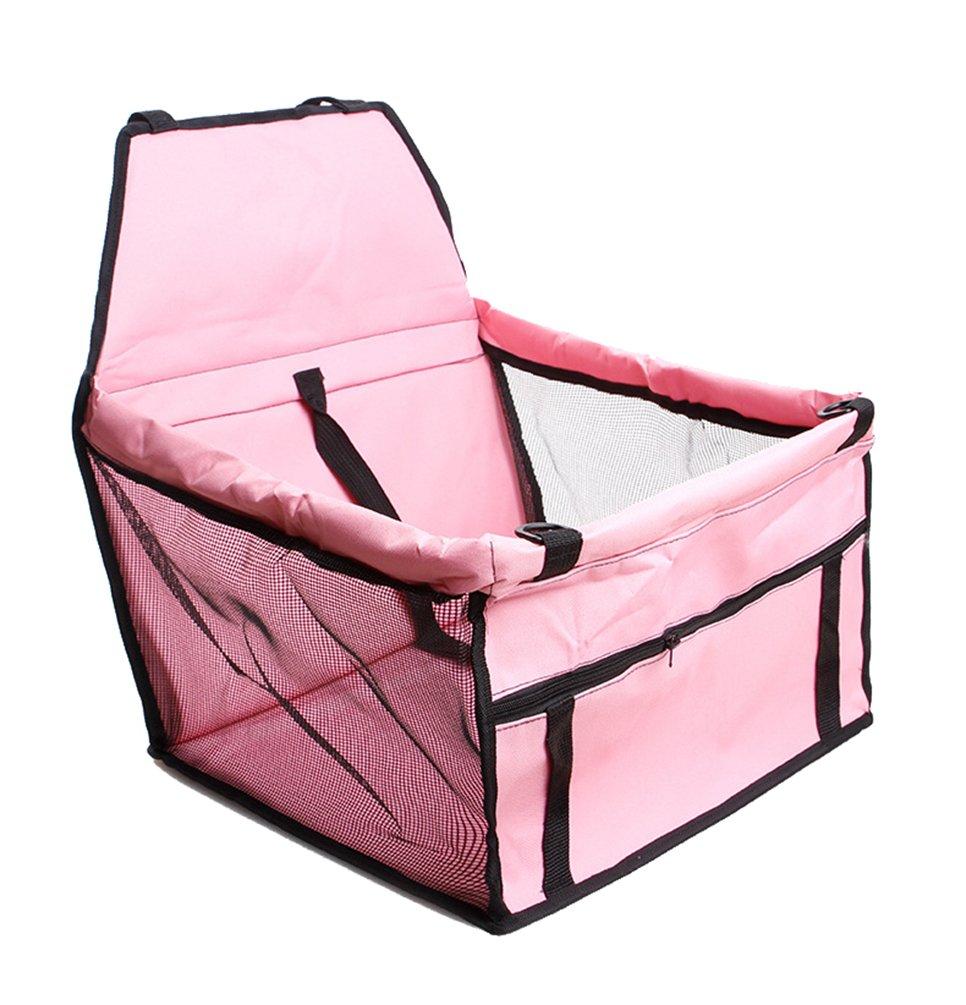 Yiiquan, funda para asiento de coche para perros, impermeables, para asiento trasero de coche