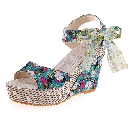 latest discount cheap prices footwear TMKOO 2018 Summer New Sandals, Women's High Heels Bohemian Fashion ...