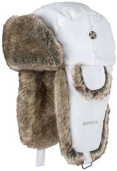 76cdc99d Barts Kamikaze Rib Bomber has Cord White: Amazon.co.uk: Clothing