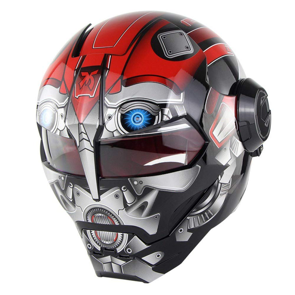 Casco Da Moto Crash Modular Casco Da Motociclista Omologato Full Face ECE Con Parasole Per Uomo Adulto Casco Moto Da Motociclista Anteriore Flip Up,Matteblack-M: 55-56cm Casco Da Motociclista
