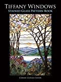 img - for Tiffany Windows Stained Glass Pattern Book (Dover Stained Glass Instruction) by Connie Clough Eaton (1997-07-10) book / textbook / text book