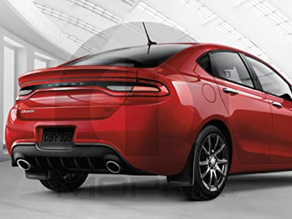 2017 Dodge Dart >> Amazon Com Mopar 82213091ab Dodge Dart Rear Fascia Accent