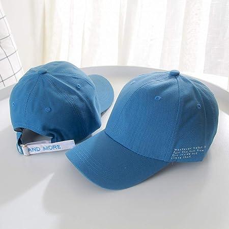 zhuzhuwen Sombrero Hombres Gorra Versión Coreana de la Marea de la ...