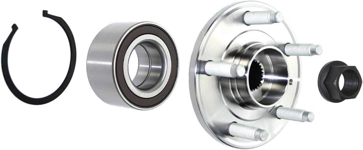 DuraGo 295-13106 Wheel Bearing Rear
