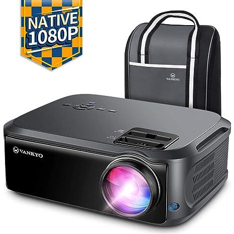 Amazon.com: VANKYO Performance V620 Native 1080P Proyector ...