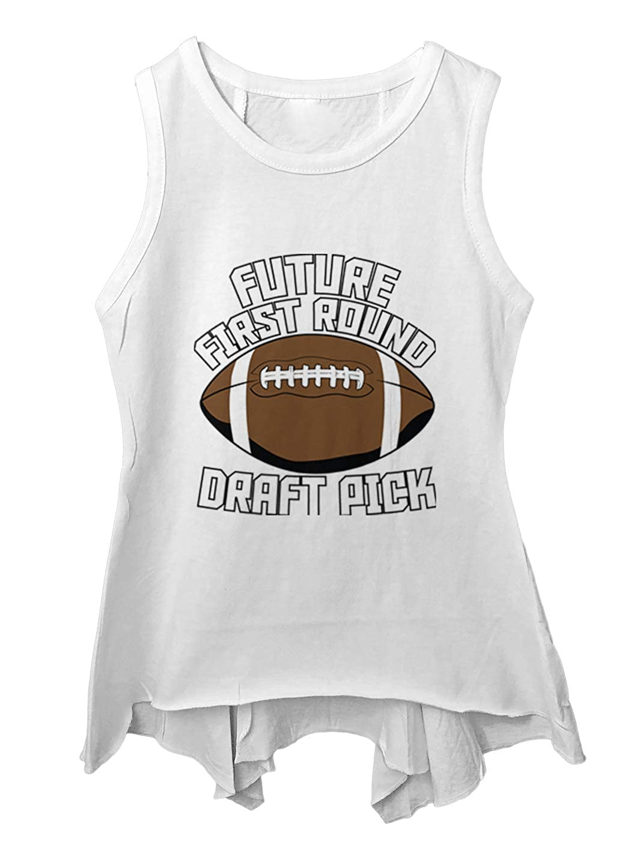 Football Toddler//Youth Sleeveless Backswing Tcombo Future First Round Draft Pick
