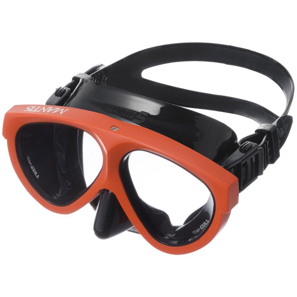 おすすめのダイビングマスク8選 GULL マンティス5 GM-1036