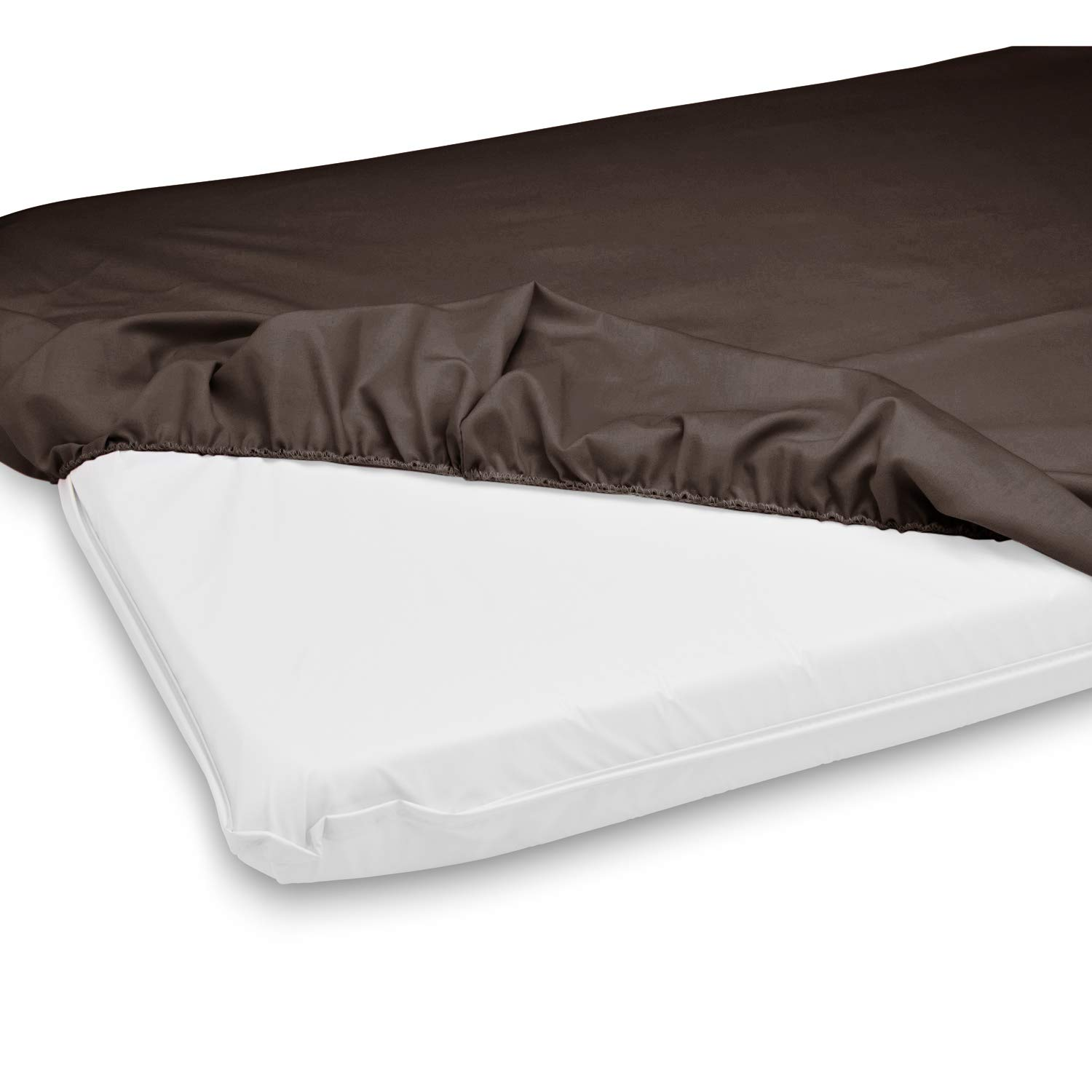 Size Color Cradle Mattress and Sheet Combo Black 15x33